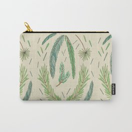Pine Bough Study Carry-All Pouch