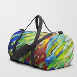 Underwater Painting Duffle Bag