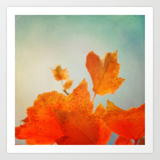 Tangerine Dream Art Print
