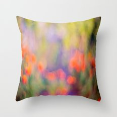 Layers of Joy 2 Throw Pillow