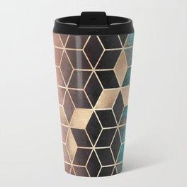 Ombre Dream Cubes Travel Mug