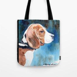 Bonny Beagle Tote Bag