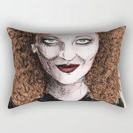 Nan Goldin Rectangular Pillow