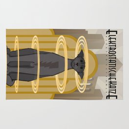 Elektrostatische Katze [Staticat] Rug