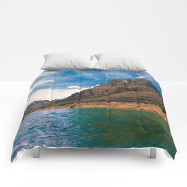Canyon Waters Comforters