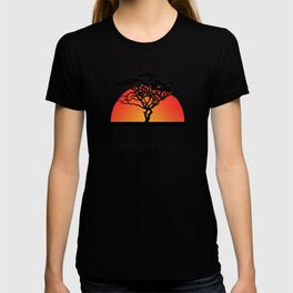 The Lion sing T-shirt