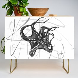 Octopus Credenza