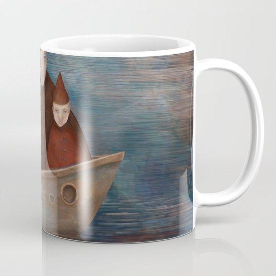 Displaced Mug