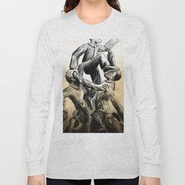 Suckcess: Rise above the rest Long Sleeve T-shirt