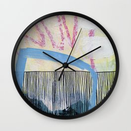 Hear Me Out Wall Clock