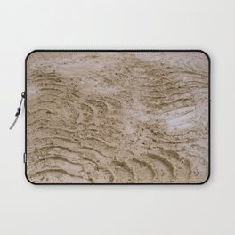 Wheel Loader Skid Marks 2 Laptop Sleeve