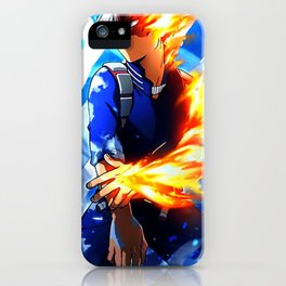 SHOTO TODOROKI iPhone Case