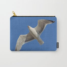 Suddenly Seagull Carry-All Pouch