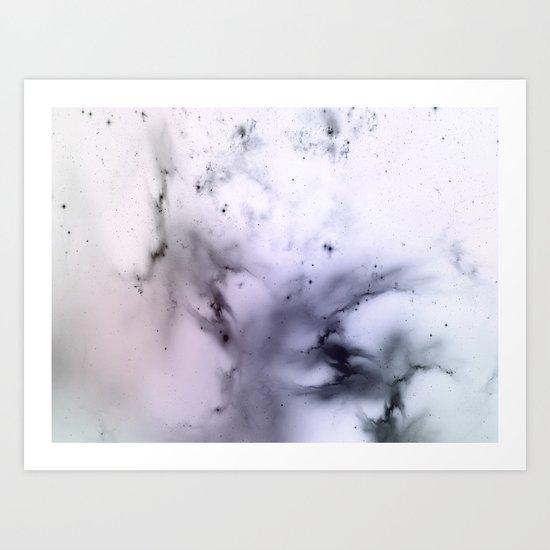 ζ Heze Art Print