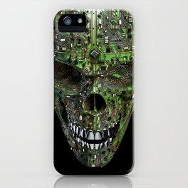 Bad data iPhone Case