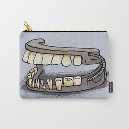 George Washington's Dentures Carry-All Pouch