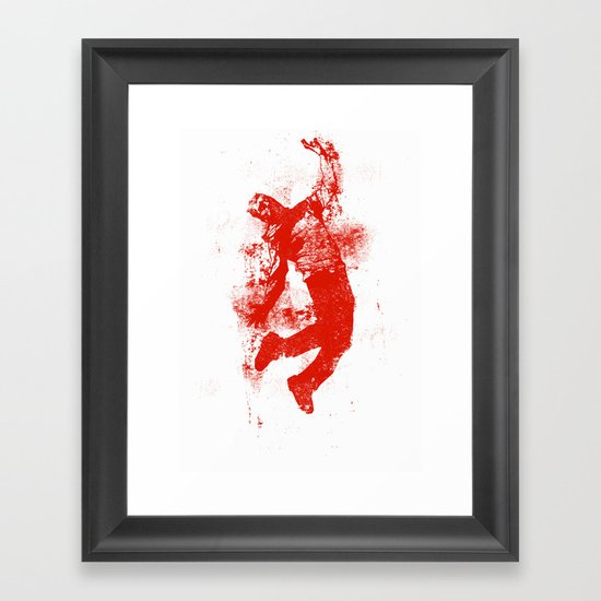 The Light #2 Framed Art Print