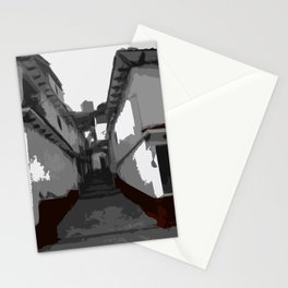 Town Alley Stationery Cards