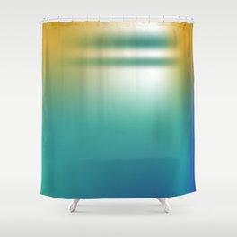 Intertidal 004 Shower Curtain