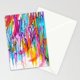 Sunset Spectrum Stationery Cards