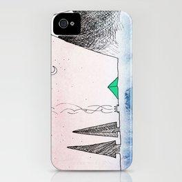 Pretty Camping iPhone Case