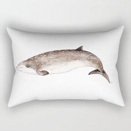 Beaked whale Rectangular Pillow