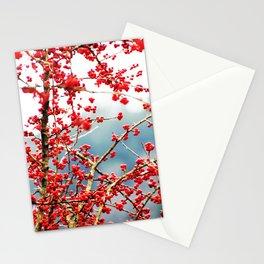 Hawthorn Tree Stationery Cards