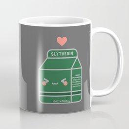 Kawaii Slytherin Coffee Mug