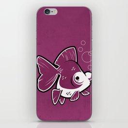 Moor Goldfish iPhone Skin