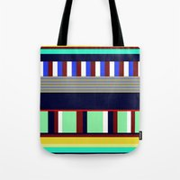 random Tote Bags featuring Random by Miss L in Art