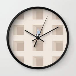 worry v.2 Wall Clock