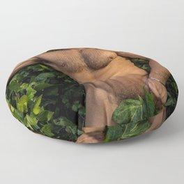 Adam Without Eve Floor Pillow