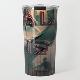 ball is life Travel Mug