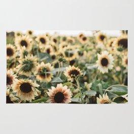 Sunflower Sunset Rug