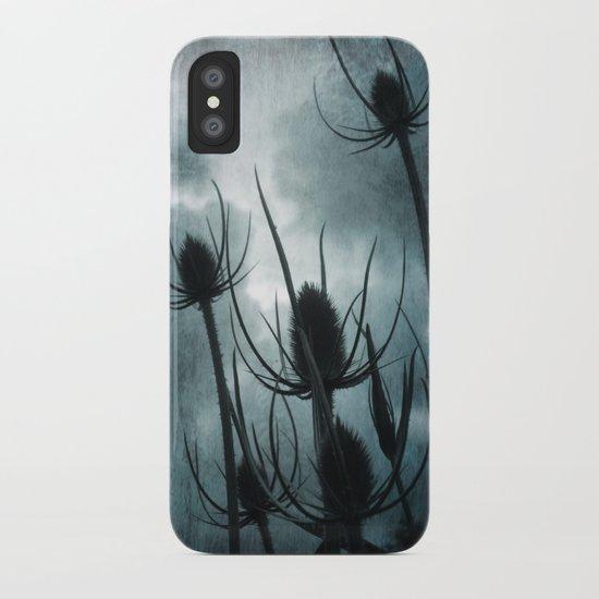 Twilight Teasles iPhone Case
