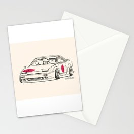 Crazy Car Art 0175 Stationery Cards