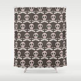D/EHARD Shower Curtain