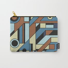 De Stijl Abstract Geometric Artwork 3 Carry-All Pouch