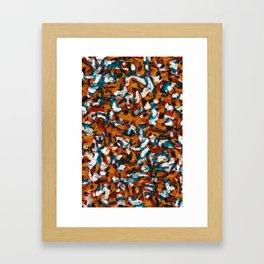 Pattern № 39 Framed Art Print