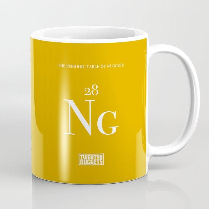Periodic Table Of Nuggets Coffee Mug