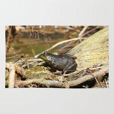 Bull Frog Rug