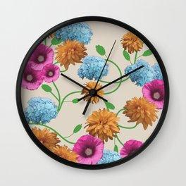 LouLou Wall Clock