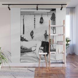 asc 834 - Le noir plaisir (Batman's workbench) Wall Mural