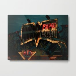 Phenomenon Metal Print