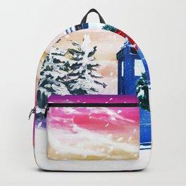 Tardis Frozen Backpack