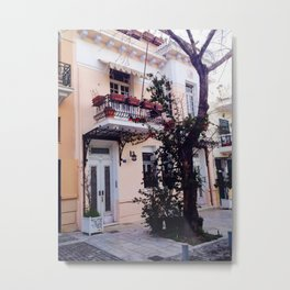 You Ever Fall In Love with Other People's Homes? Metal Print