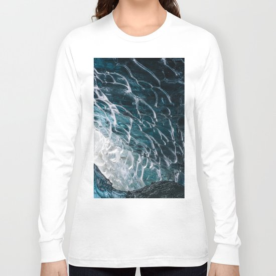 Cave of waves Long Sleeve T-shirt