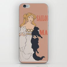 Sailor's May iPhone & iPod Skin