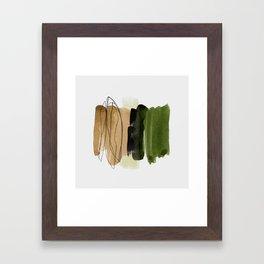 minimalism 6 Framed Art Print