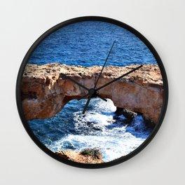 Cape Greco Wall Clock